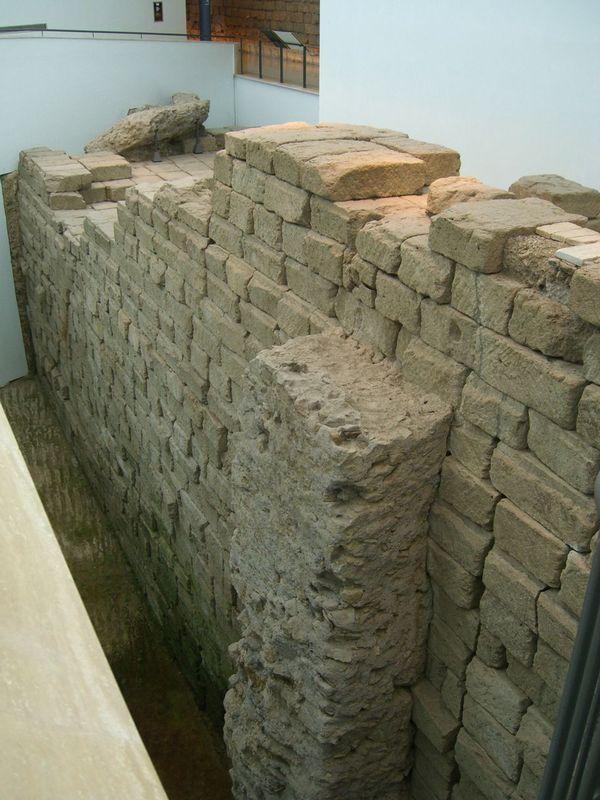 Foundations of Temple of Jupiter Optimus Maximus