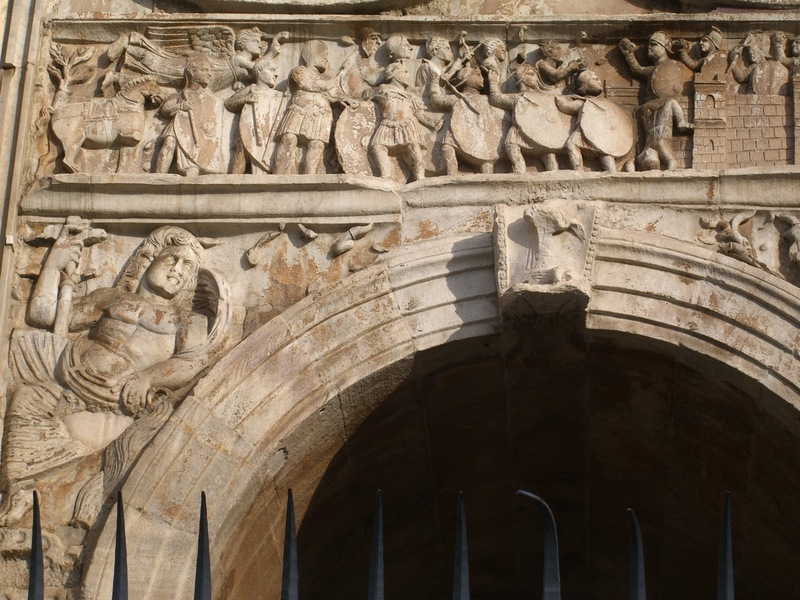 Arch for Constantine