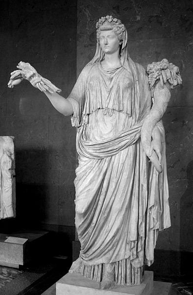 Statue of Livia