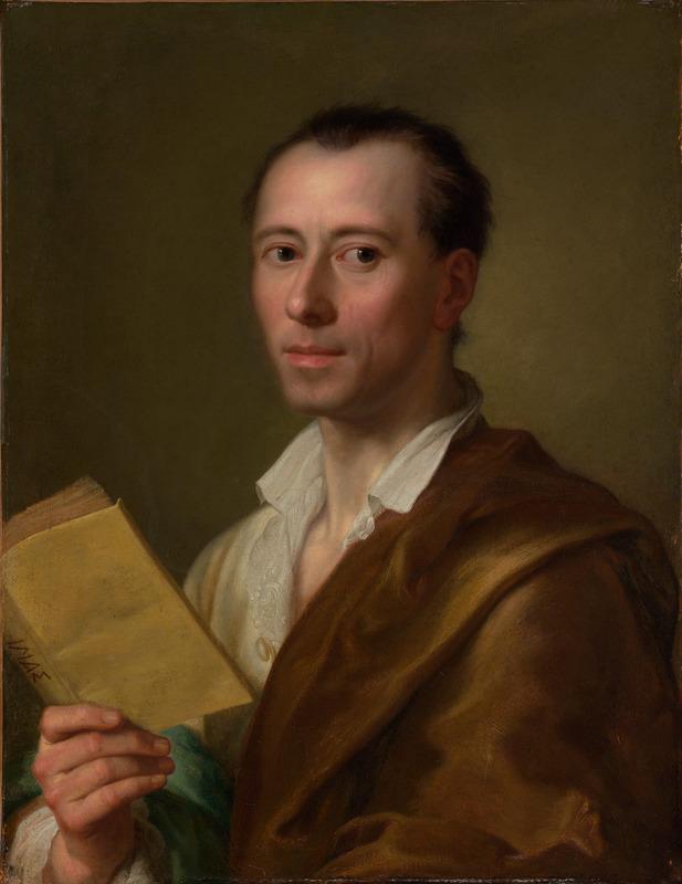 Winckelmann Portrait