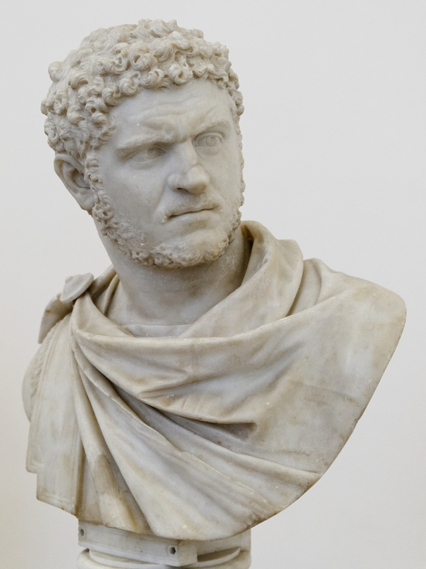Bust of Caracalla