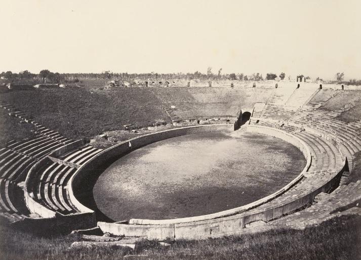 Colosseum of Pompeii