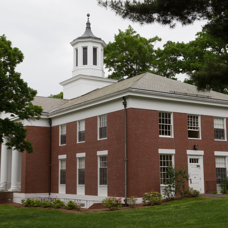 Amherst College-Chapin Chapel